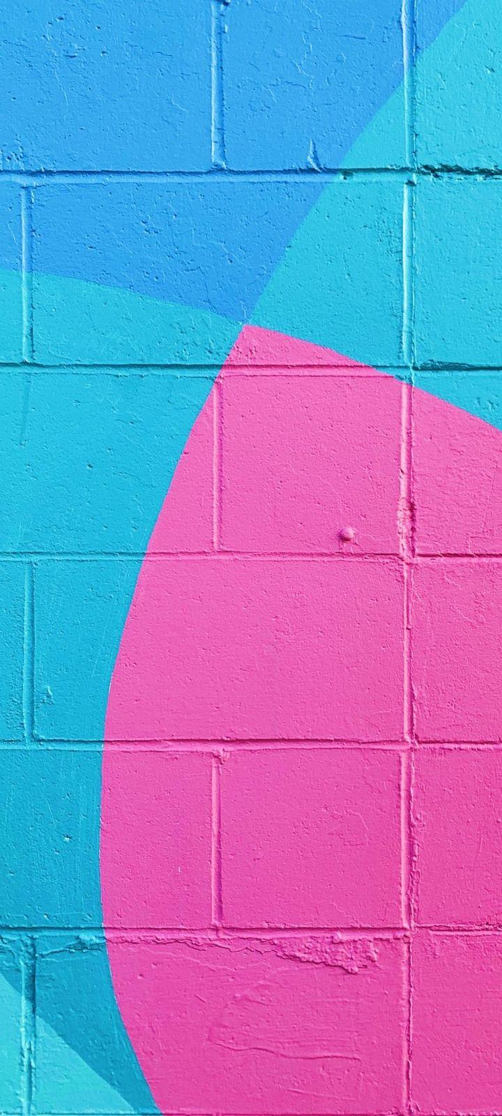 Wall Paint Surface Wallpaper 720x1600