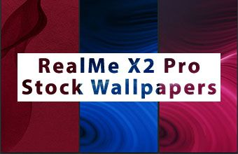 RealMe X2 Pro Stock Wallpapers