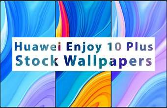 Huawei Enjoy 10 Plus Stock Wallpapers