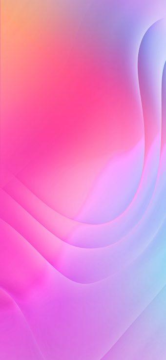LG G7 Fit Stock Wallpaper 11 1440x3120 340x737