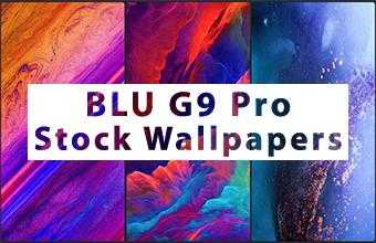 BLU G9 Pro Stock Wallpapers