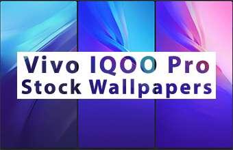Vivo IQOO Pro Stock Wallpapers