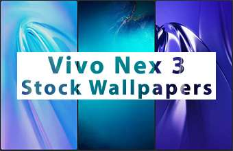Vivo Nex 3 Stock Wallpapers