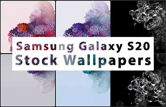 Samsung Galaxy S20 Stock Wallpapers