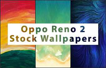 Oppo Reno 2 Stock Wallpapers
