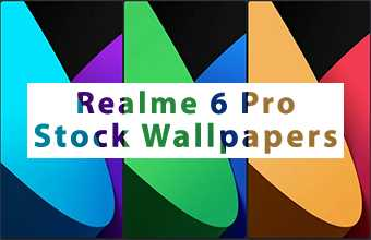 Realme 6 Pro Stock Wallpapers