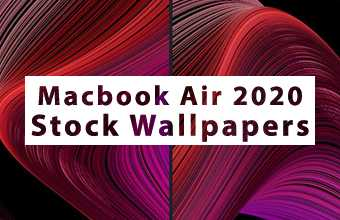 Macbook Air 2020 Stock Wallpapers