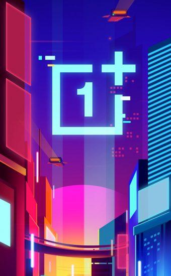OnePlus New Brand Logo Wallpaper 945x2048 02 340x550