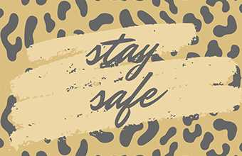 Stay Home, Stay Safe Wallpapers