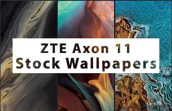 ZTE Axon 11 Stock Wallpapers