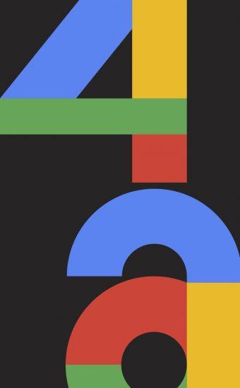 Google Pixel 4a Stock Wallpaper 1080x2340 01 340x550