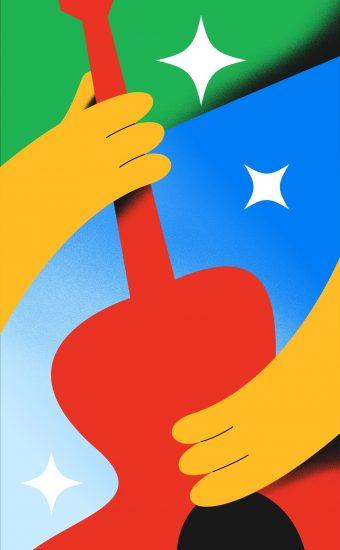 Google Pixel 4a Stock Wallpaper 1080x2340 04 340x550