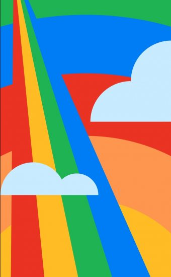Google Pixel 4a Stock Wallpaper 1080x2340 06 340x550