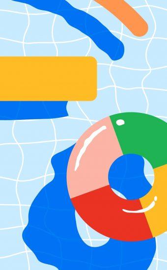 Google Pixel 4a Stock Wallpaper 1080x2340 12 340x550