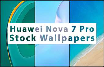 Huawei Nova 7 Pro Stock Wallpapers