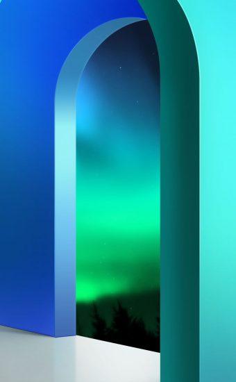 LG Velvet Stock Wallpaper 1080x2460 02 340x550