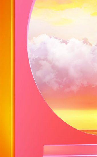 LG Velvet Stock Wallpaper 1080x2460 04 340x550