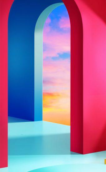 LG Velvet Stock Wallpaper 1080x2460 05 340x550