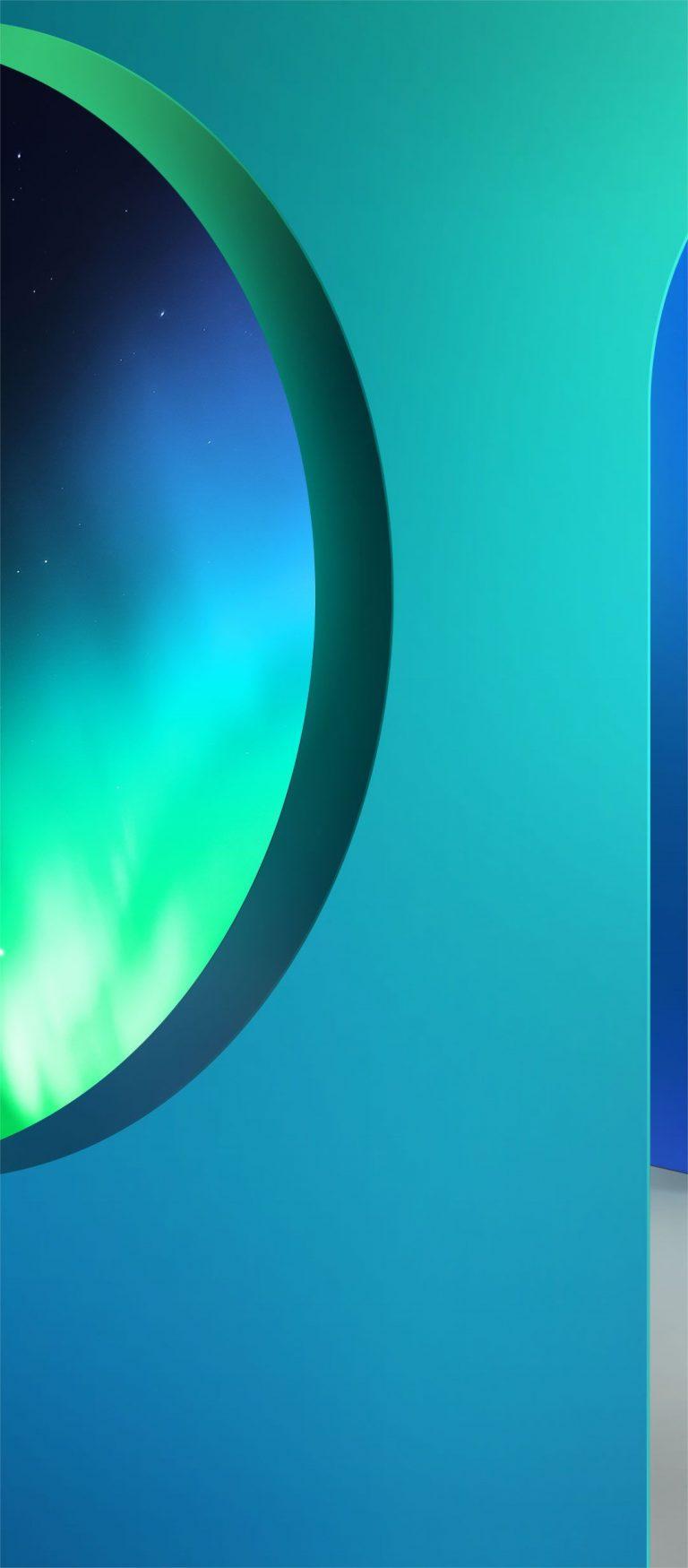 LG Velvet Stock Wallpaper [1080x2460] - 06