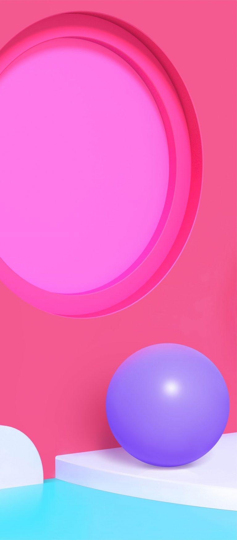 LG Velvet Stock Wallpaper [1080x2460] - 09