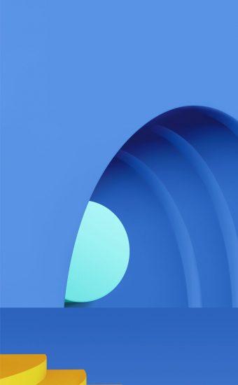 LG Velvet Stock Wallpaper 1080x2460 14 340x550