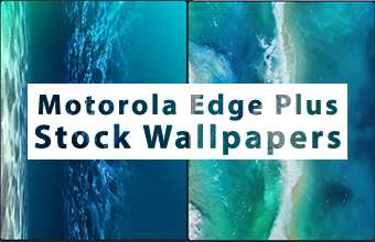 Motorola Edge Plus Stock Wallpapers