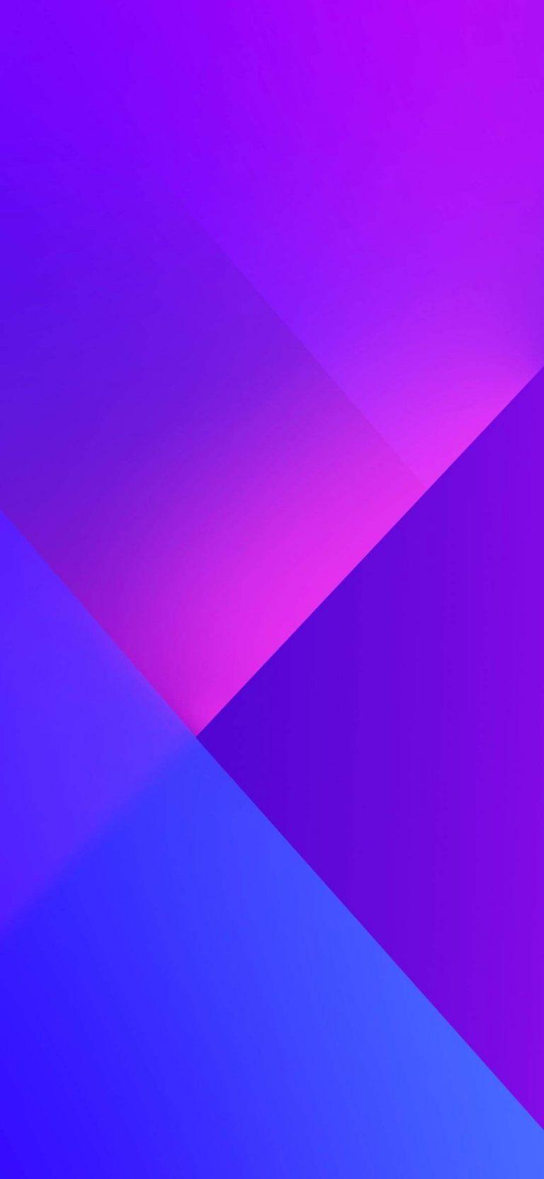 Vivo U20 Stock Wallpaper [1080x2340] - 01
