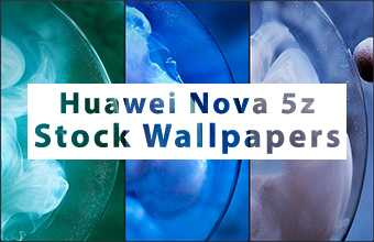 Huawei Nova 5z Stock