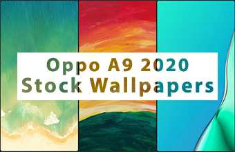 Oppo A9 2020 Stock Wallpapers