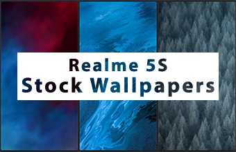 Realme 5S Stock Wallpapers