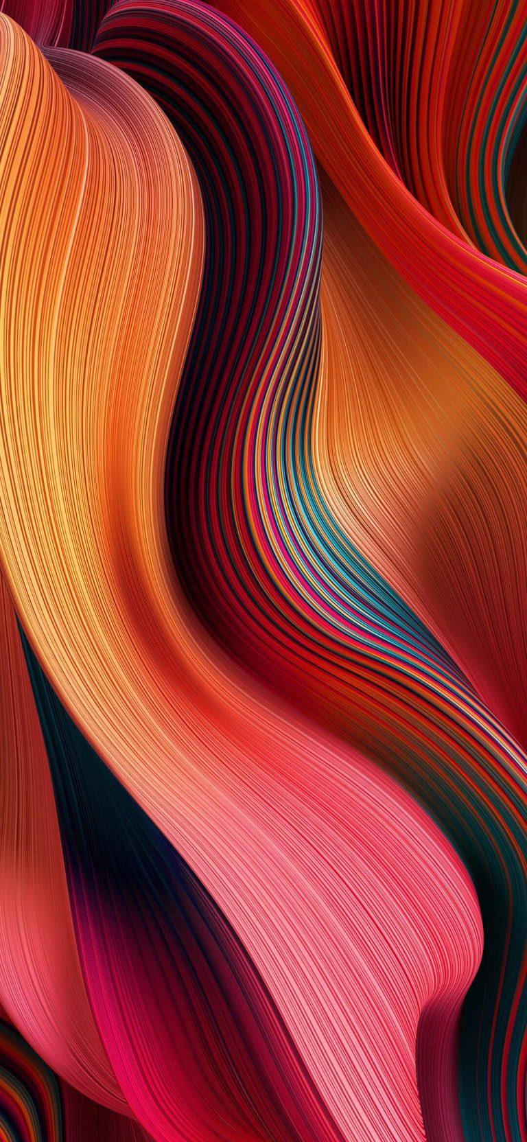 Redmi 10X Pro Stock Wallpaper [1080x2340] - 01