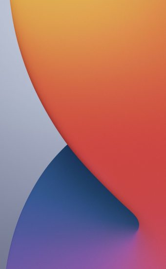 iOS 14 Stock Wallpaper [1420x3073] - 04