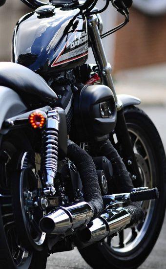 Harley Davidson Phone Wallpaper 1125x2436 23 340x550