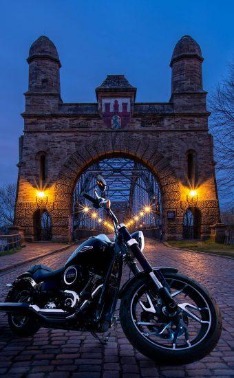 Harley Davidson Phone Wallpaper 1280x1920 12 340x550