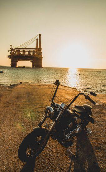 Harley Davidson Phone Wallpaper 1440x2560 05 340x550