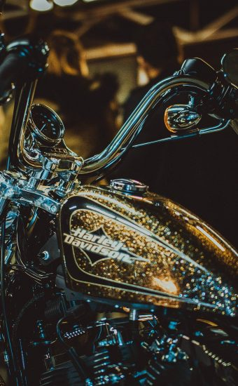 Harley Davidson Phone Wallpaper 1440x2560 07 340x550