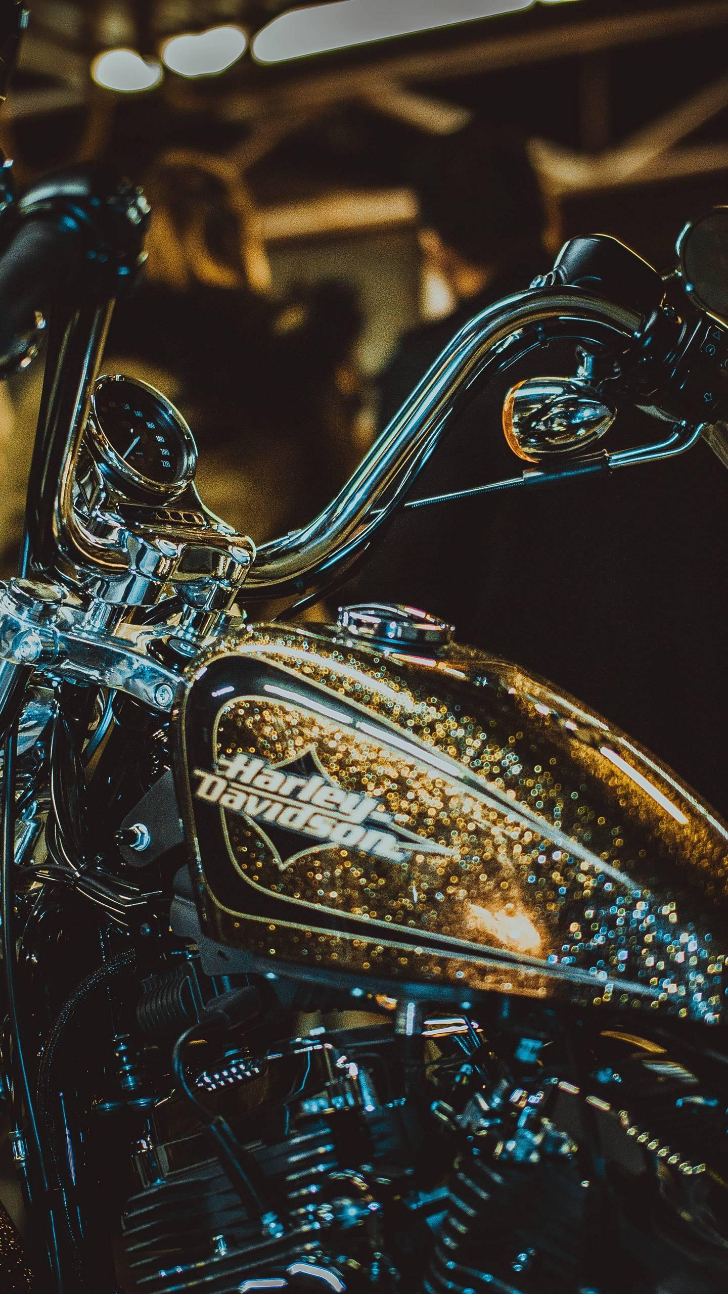 Harley Davidson Phone Wallpaper 1440x2560 - 07