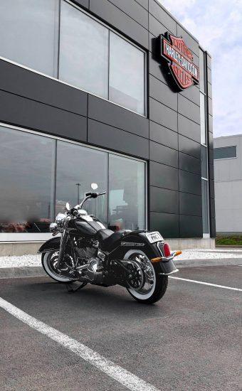 Harley Davidson Phone Wallpaper 1440x2560 09 340x550