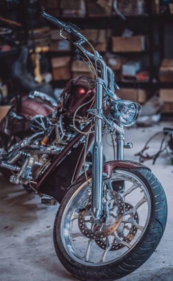 Harley Davidson Phone Wallpaper 1440x2560 14 340x550