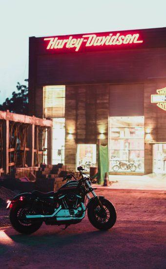 Harley Davidson Phone Wallpaper 1440x2560 20 340x550