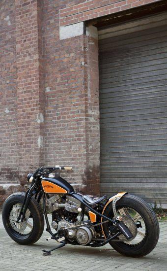 Harley Davidson Phone Wallpaper 1600x2400 08 340x550