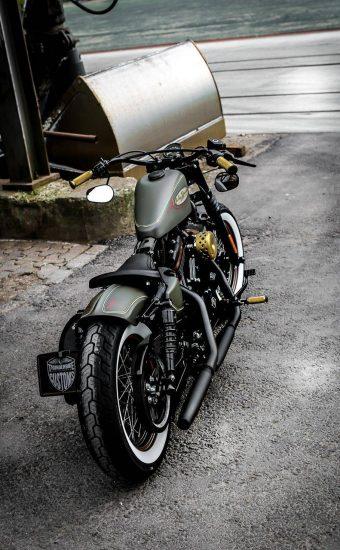 Harley Davidson Phone Wallpaper 853x1280 25 340x550