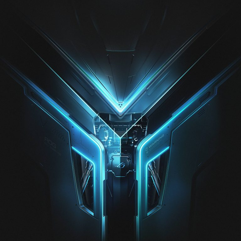 Asus ROG Phone 3 Stock Wallpaper [2340x2340] - 14