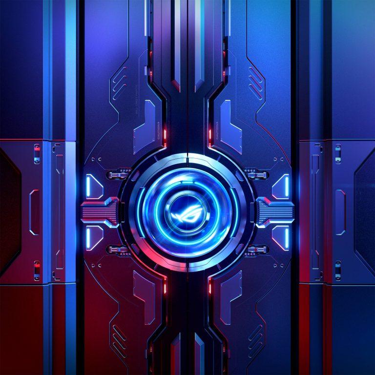 Asus ROG Phone 3 Stock Wallpaper [2340x2340] - 17
