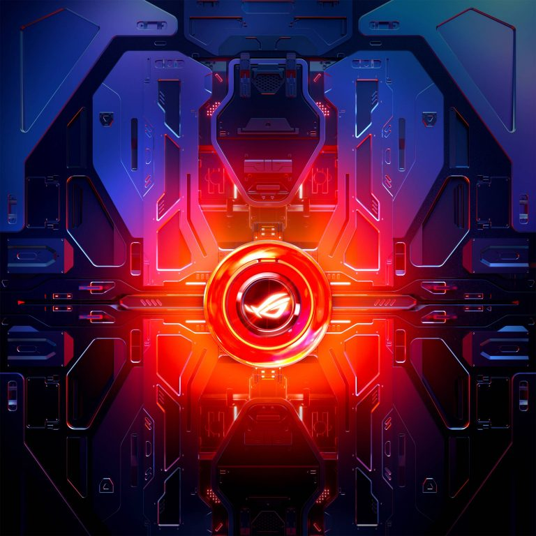 Asus ROG Phone 3 Stock Wallpaper [2340x2340] - 21