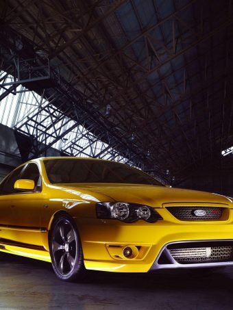 Ford Falcon Fpv F6 Yellow Side View 1620x2160 1 340x453