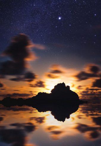 Island Starry Sky Stars 1640x2360 1 340x489