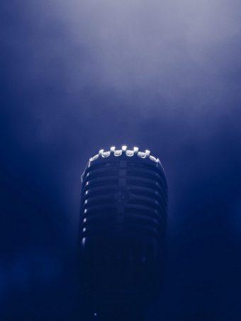 Microphone Smoke Blackout Wallpaper 1620x2160 1 340x453