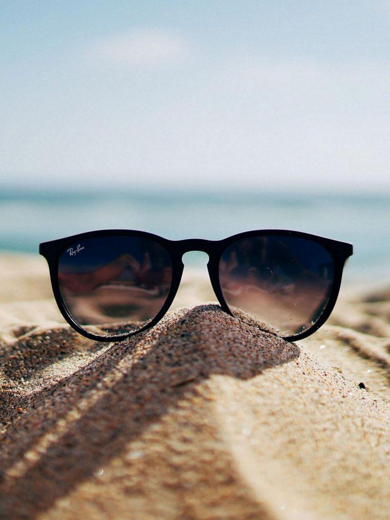 Rayban Sun Glasses Desert Ub Wallpaper 1620x2160 1 768x1024