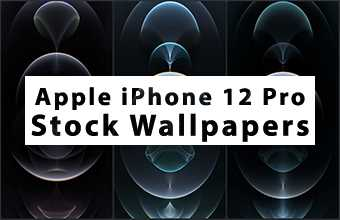 Apple iPhone 12 Pro Stock Wallpapers